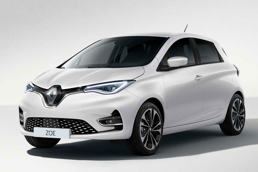 Renault ZOE in chirie